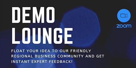 Demo Lounge Online  - October Edition tickets