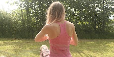Yoga at the Botanics: Beginners yoga tickets