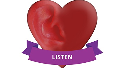 Open Meeting: Listening from the Heart in Education [October] tickets