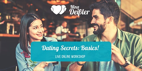 Dating Secrets - der live Online-Workshop für besseres Kennenlernen Tickets