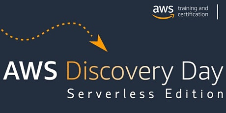 AWS Discovery Day (Serverless edition) biglietti