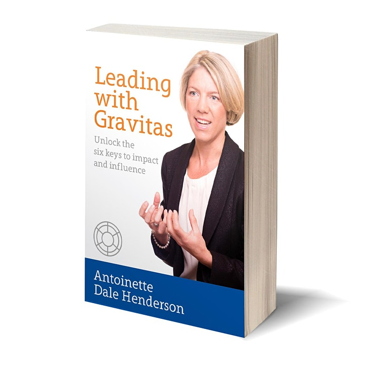 Gravitas Masterclass: Maximise Your Impact & Influence On and Offline image