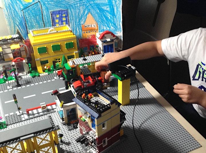Lego Trickfilm Ferienworkshop: Bild