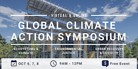 Global Climate Action Symposium: European Climate Diplomacy Week tickets