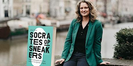Kennismakingsworkshop 'Socrates op sneakers' met auteur Elke Wiss tickets