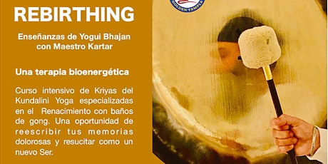 REBIRTHING with Yogi Bhajan tickets