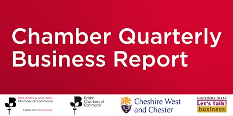 Chamber Quarterly Business Survey Result Briefing tickets