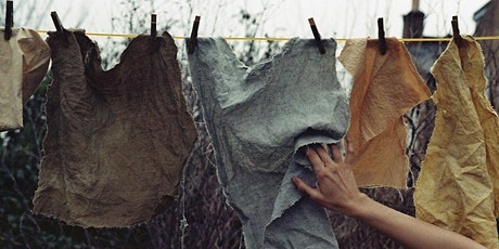 Three Week Exploration into Autumnal Natural Dyes (online) tickets