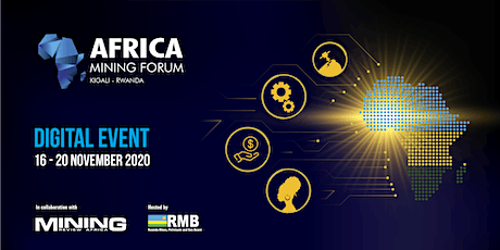 Africa Mining Forum 2020 Digital Event tickets
