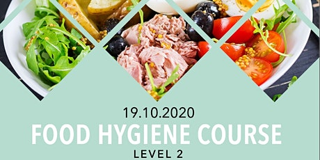 Food Health Hygiene Level 2 Course tickets