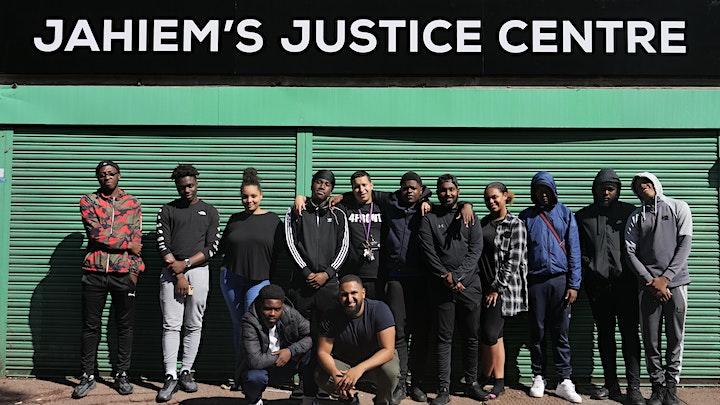 Jahiem's Justice Centre: The Launch image
