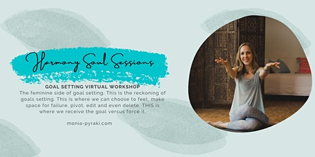 Harmony Soul Sessions: Goal Setting tickets