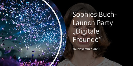 Sophies Chatbot-Buch Launch-Party Tickets