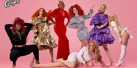 Ginger's Big Drag Brunch tickets