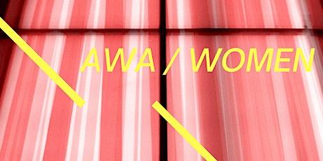 AWA Women Tickets