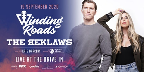 Winding Roads Live Drive-in Concert Featuring The Reklaws tickets