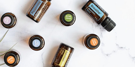 Easy Introduction to doTERRA Essential Oils - Online Class tickets