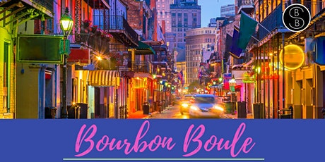 BOURBON BOULE 2020 tickets