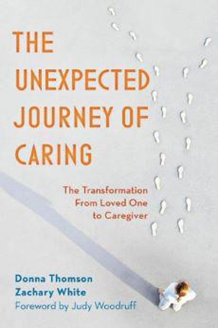 3 Part Series - Caregiving: A Family Affair - A Toolkit for Caregivers image