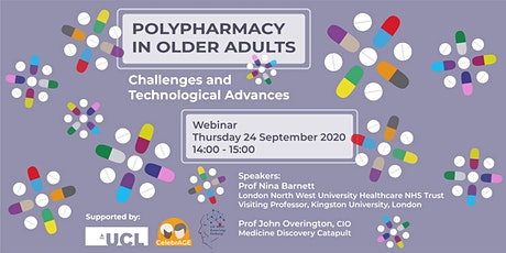 Polypharmacy in older adults: Challenges and technological advances tickets