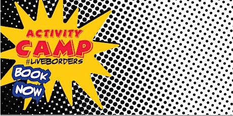 October Holiday Activity Camp - Peebles tickets