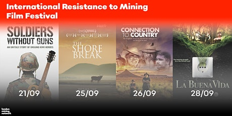 International Resistance to Mining Film Fest tickets