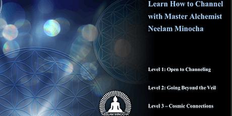 Open to Channeling with Master Alchemist Neelam Minocha tickets