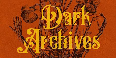 "Virtual Author Talk: ""Dark Archives"" By Megan Rosenbloom tickets"