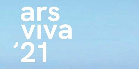 ars viva 2021: Soft Opening Tickets