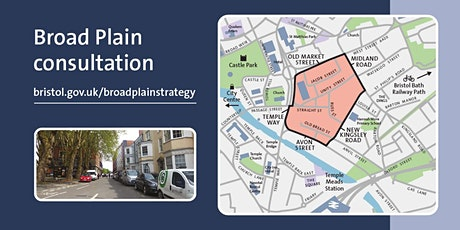 Broad Plain Public Realm Consultation  - Walkabout tickets