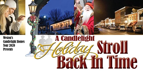 Weston Missouri 2020 Candlelight Homes Tour - A Holiday Stroll Back in Time tickets