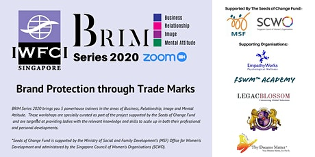 BRIM Series 2020 - Brand Protection through Trade Marks tickets