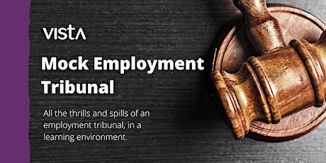 Virtual Mock Employment Tribunal tickets