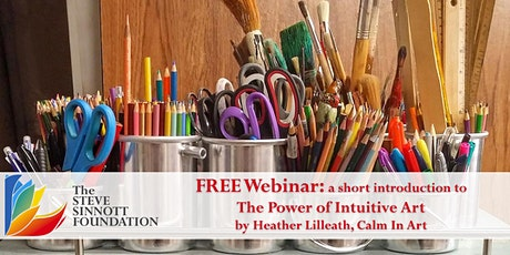 The Power of Intuitive Art - Life Long Learning Webinar Series tickets