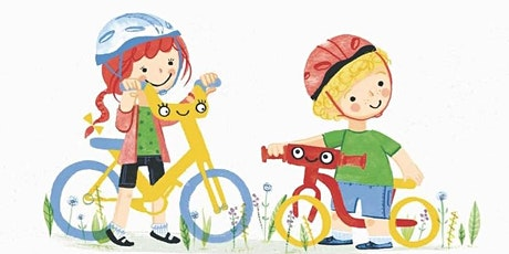 Play Together on Pedals - Free Early Years Balance Bike Sessions - Tranent tickets