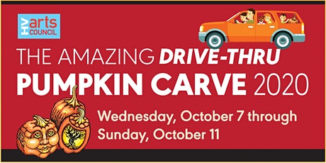 Sponsorships for The Amazing Pumpkin Carve 2020 tickets