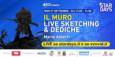 IL MURO - LIVE SKETCHING & DEDICHE - STAR DAYS 2020 biglietti