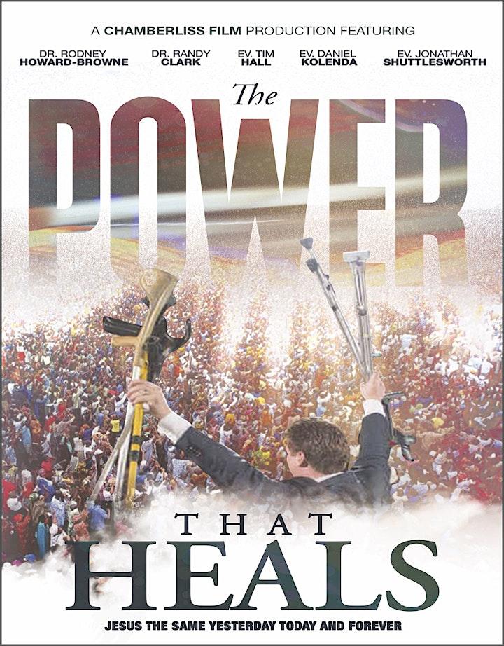 SRQ Movie Premiere: The Power That Heals image