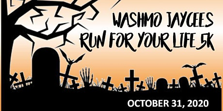 Washmo Jaycees Run For Your Life 5K tickets