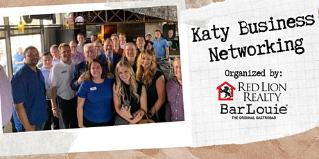 Katy Business Networking Monthly Mixer tickets