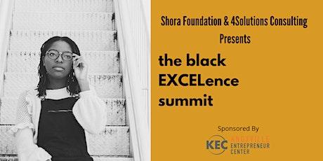 Black EXCELence Summit tickets