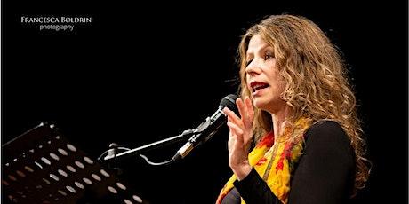 Festival del Viaggiatore - L'ARTE DI VIVERE Amanda Sandrelli, attrice biglietti