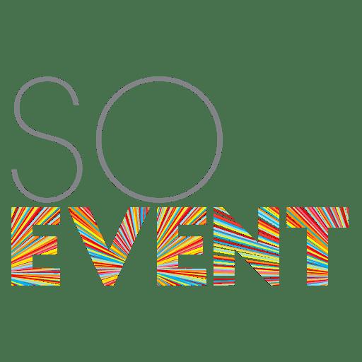 So Event logo