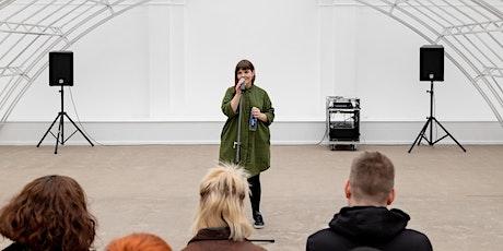 GS Artist's Free Art Shop presents a talk by Freya Dooley tickets