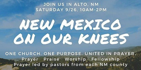 New Mexico On Our Knees Prayer Gathering tickets
