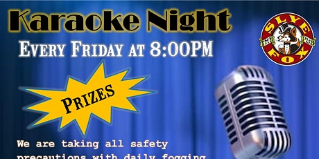 Every Friday - Karaoke Night tickets