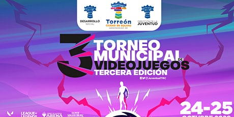 Torneo Municipal de Videojuegos 2020 boletos