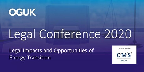 Legal Conference: Legal Impacts and Opportunities of Energy Transition tickets