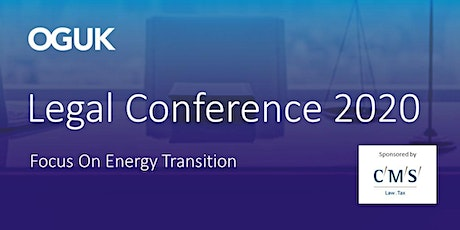 Legal Conference: Focus On Energy Transition tickets