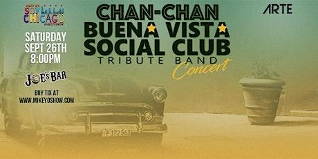 Buena Vista Social Club Tribute Band - Chan Chan tickets